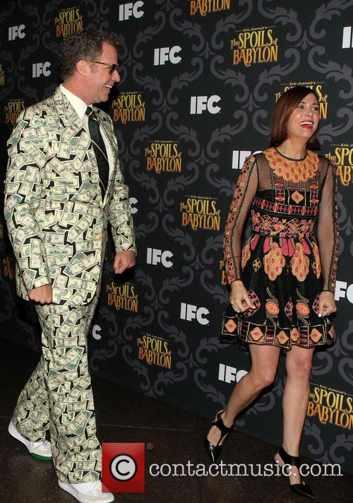 Will Ferrell and Kristen Wiig 11