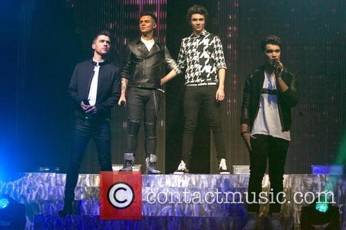 Union J perform in Glasgow