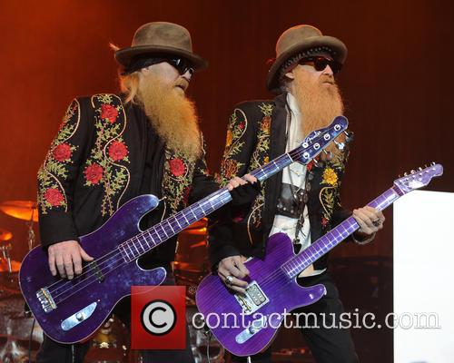 Dusty Hill and Billy Gibbons 2