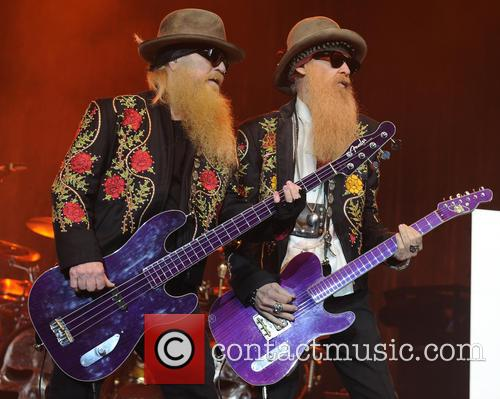 Dusty Hill and Billy Gibbons 4