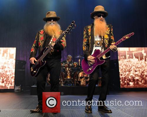Frank Beard, Billy Gibbons and Dusty Hill 2