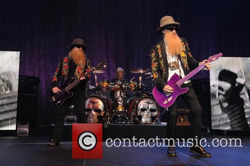 Frank Beard, Billy Gibbons and Dusty Hill 3