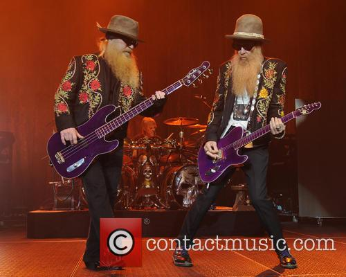 Frank Beard, Billy Gibbons and Dusty Hill 4