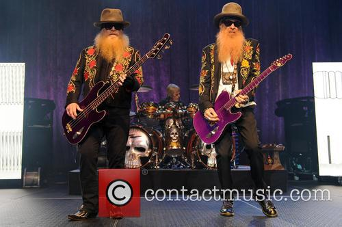 Frank Beard, Billy Gibbons and Dusty Hill 5