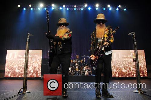 Frank Beard, Billy Gibbons and Dusty Hill 6
