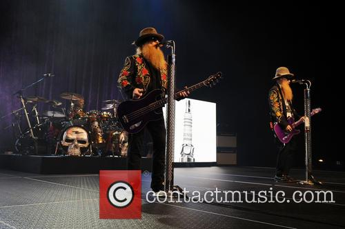 Frank Beard, Billy Gibbons and Dusty Hill 7