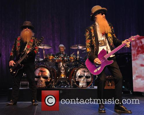 Frank Beard, Billy Gibbons and Dusty Hill 1