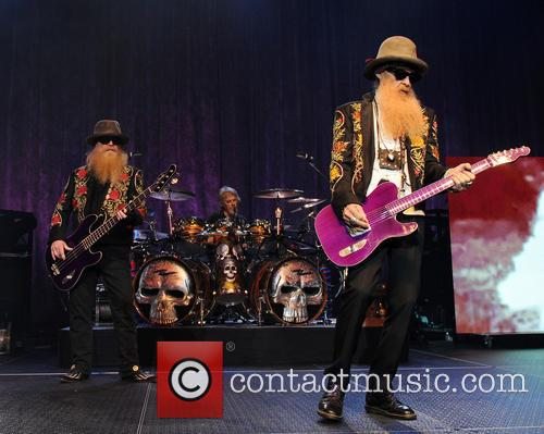 Frank Beard, Billy Gibbons and Dusty Hill 8