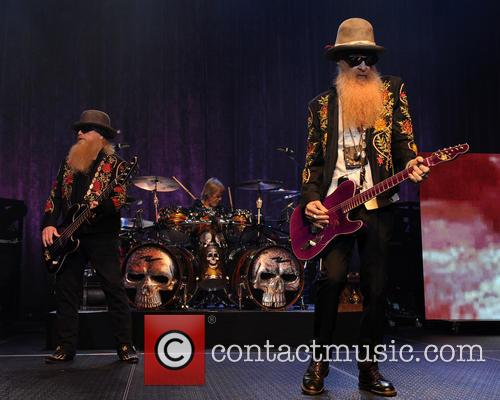 Frank Beard, Billy Gibbons and Dusty Hill 9
