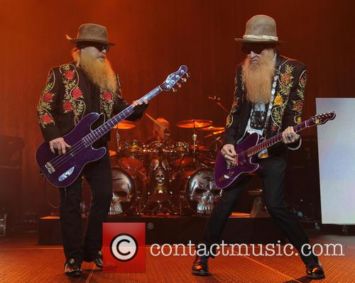 Frank Beard, Billy Gibbons and Dusty Hill 10
