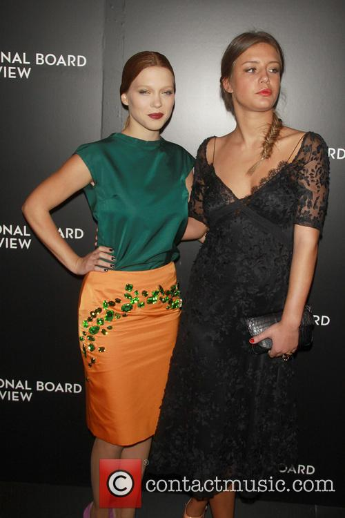 Lea Seydoux and Adele Exarchopoulos 6