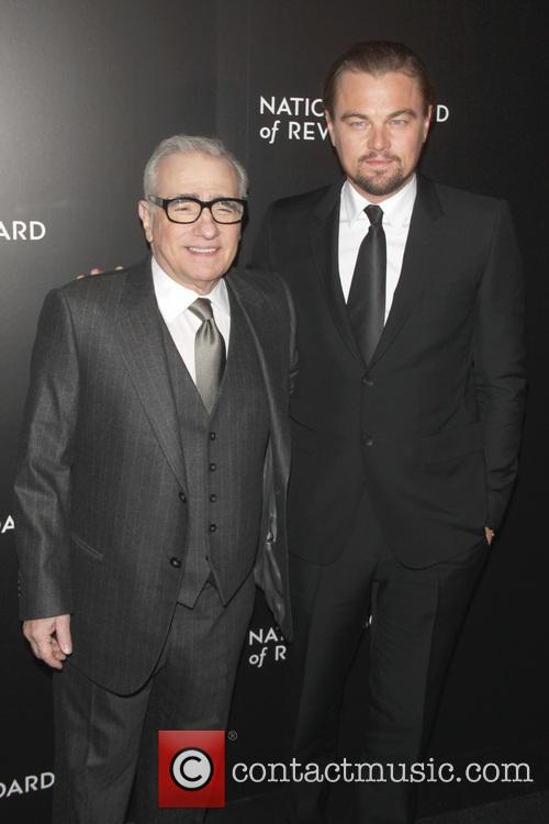 Leonardo Dicaprio and Martin Scorsese 2