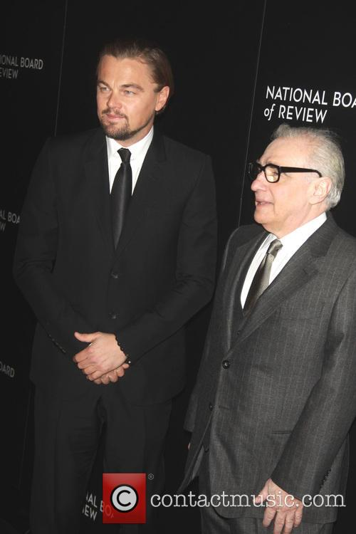 Leonardo Dicaprio and Martin Scorsese 4