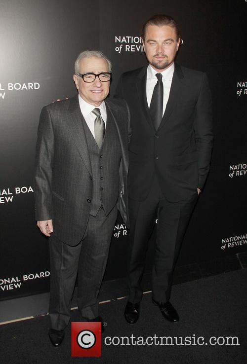 Leonardo Dicaprio and Martin Scorsese 6