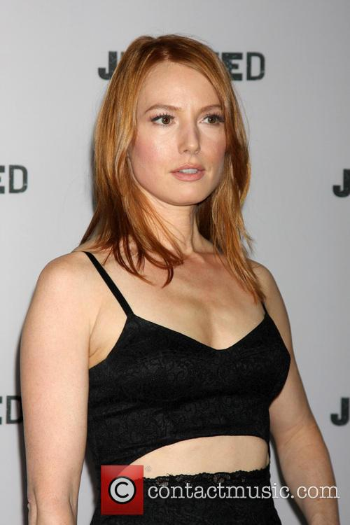 Alicia Witt on justified