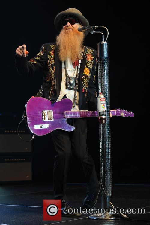 ZZ Top Perform At Hard Rock Live!