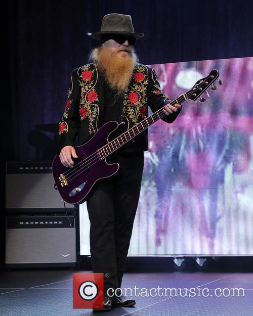 Dusty Hill 5