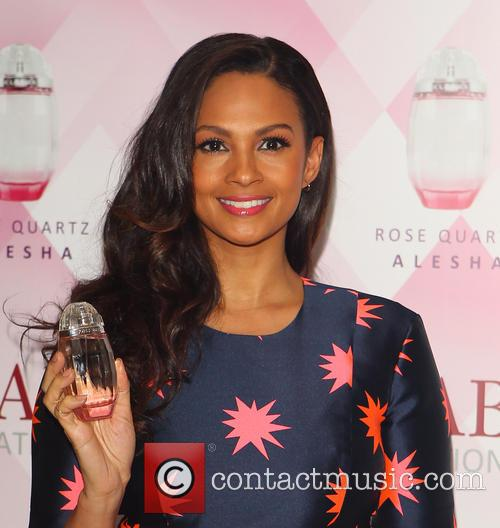 Alesha Dixon launch