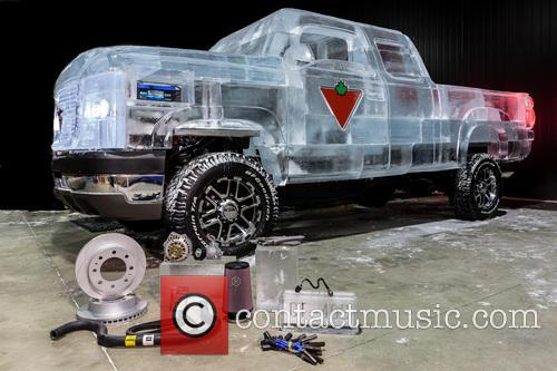 DWP Ice Truck