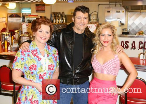 Cheryl Baker, Ben Freeman and Heidi Range 3