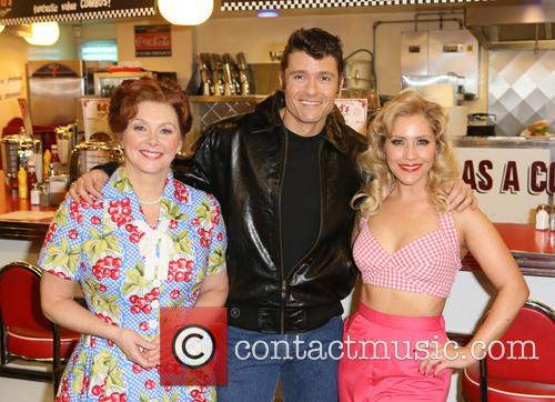 Cheryl Baker, Ben Freeman and Heidi Range 4