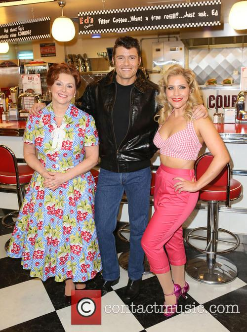 Cheryl Baker, Ben Freeman and Heidi Range 1