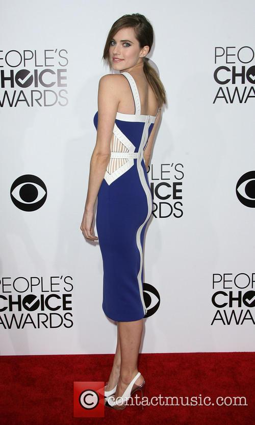 Allison Williams, Nokia Theatre L.A. Live, Peoples Choice Awards