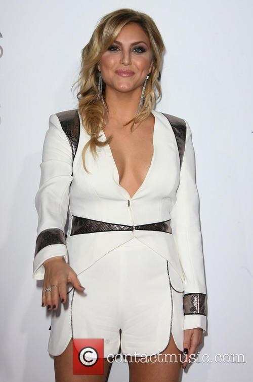 Cassie Scerbo, Nokia Theatre L.A. Live, Peoples Choice Awards