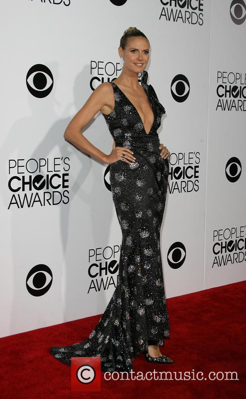 heidi klum peoples choice awards 2014 arrivals 4015497