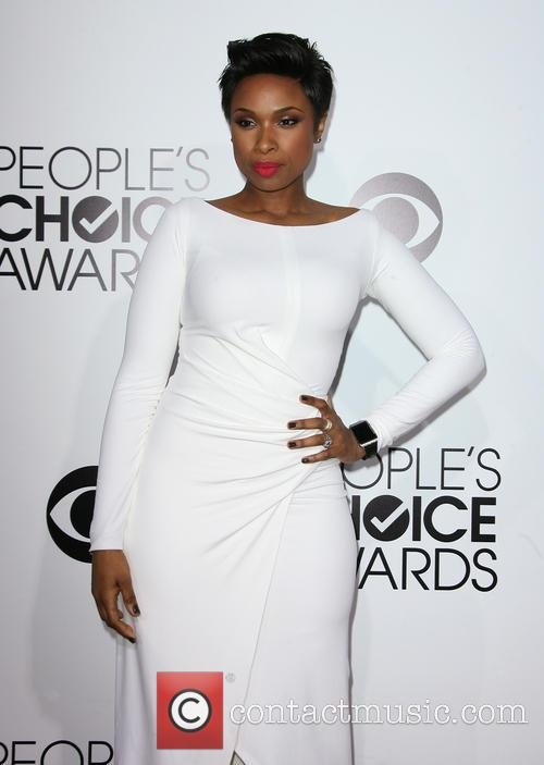 Jennifer Hudson, Nokia Theatre L.A. Live, Peoples Choice Awards