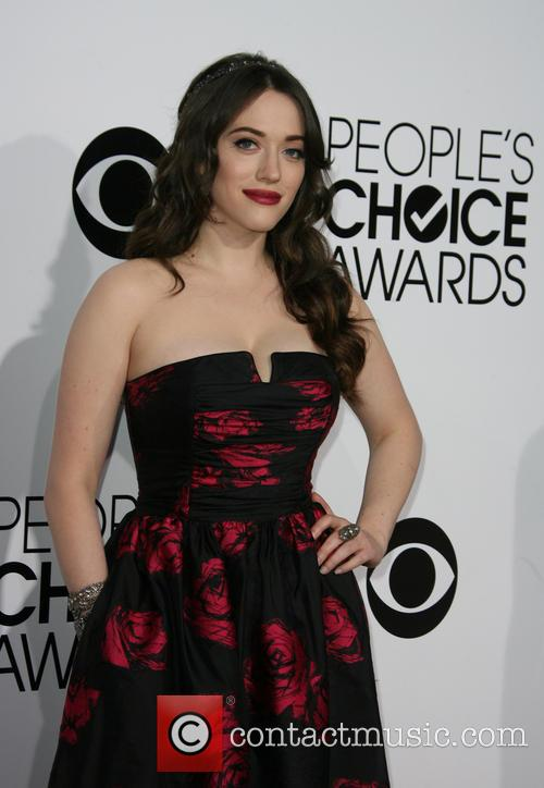 Kat Dennings, Nokia Theatre L.A. Live, Peoples Choice Awards