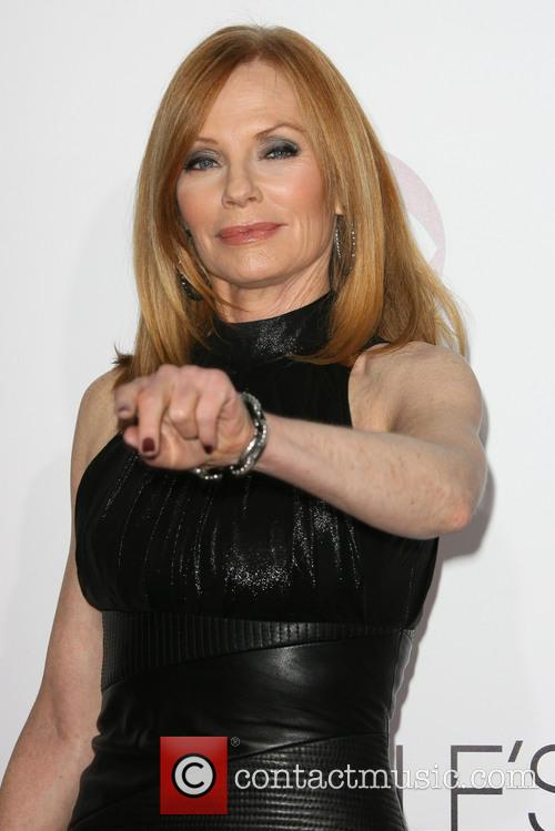 Marg Helgenberger, Nokia Theatre L.A. Live, Peoples Choice Awards
