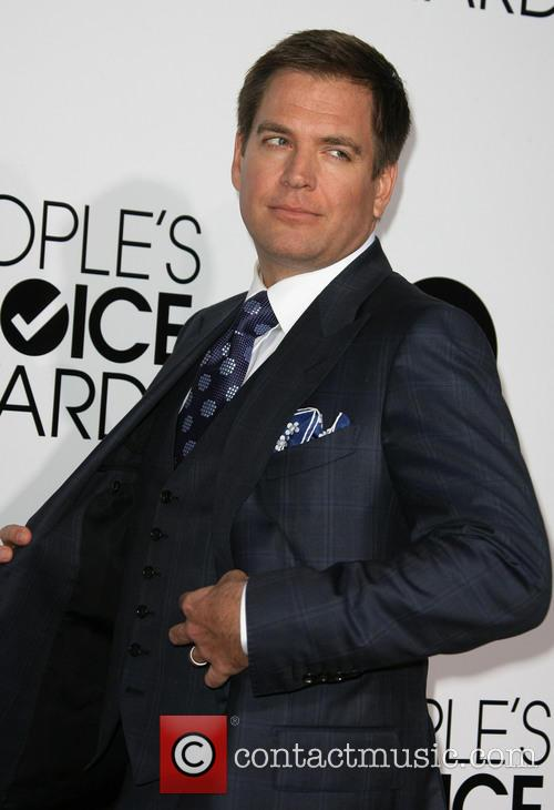 Michael Weatherly, Nokia Theatre L.A. Live, Peoples Choice Awards