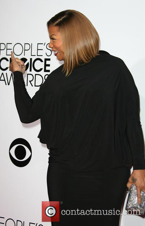 Queen Latifah, Nokia Theatre L.A. Live, Peoples Choice Awards