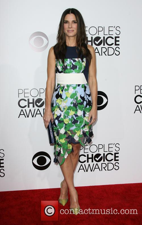sandra bullock peoples choice awards 2014 arrivals 4015509