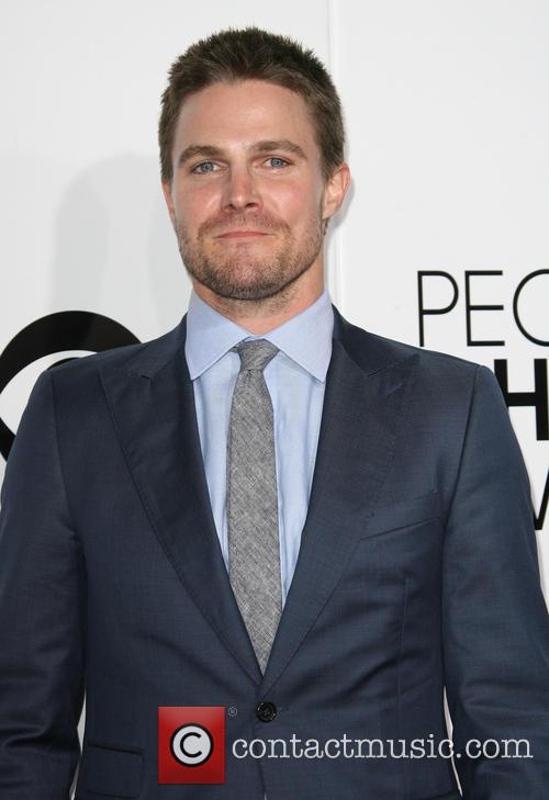 Stephen Amell, Nokia Theatre L.A. Live, Peoples Choice Awards