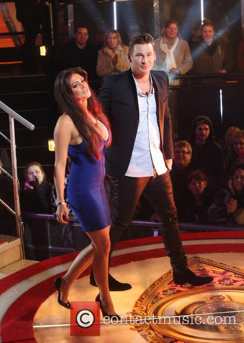 Celebrity Big Brother 2014 - first eviction