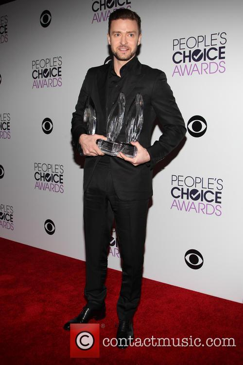 People's Choice Awards - Press Room
