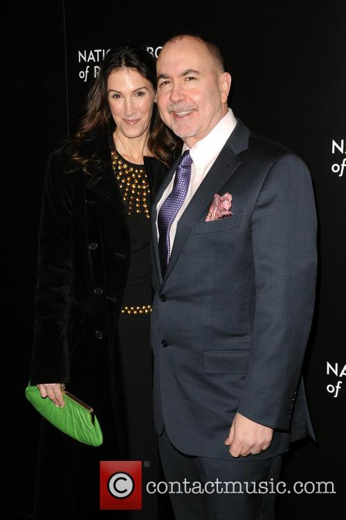 Nina Yang and Terence Winter