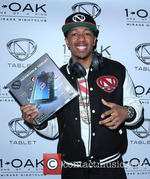 Ncredible Tablet Release Party With Nick Cannon at...