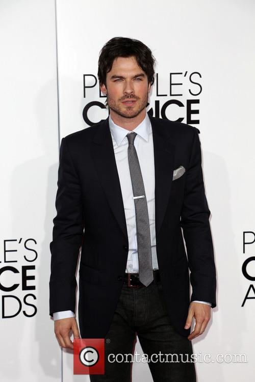 Ian Somerhalder, People's Choice Awards