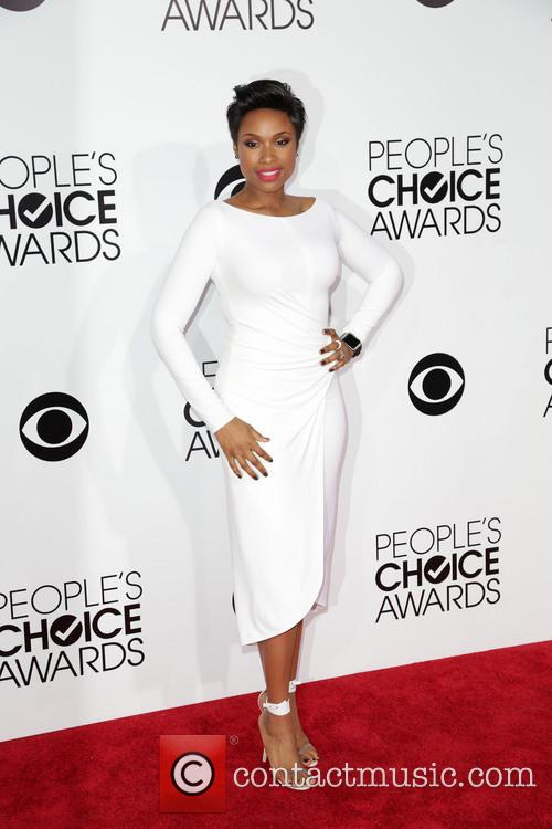 Jennifer Hudson, Nokia Theatre L.A. Live, Annual People's Choice Awards