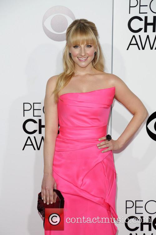 Melissa Rauch, Nokia Theatre L.A. Live, Annual People's Choice Awards