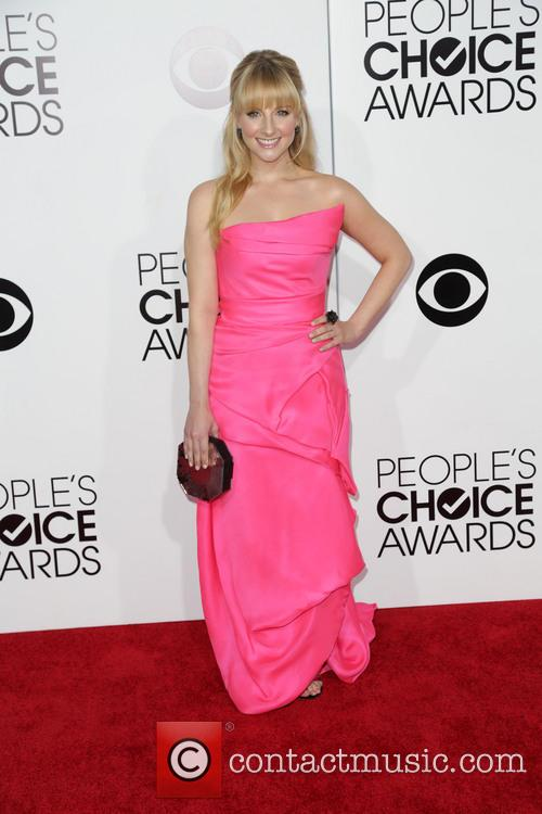 melissa rauch peoples choice awards 4014655