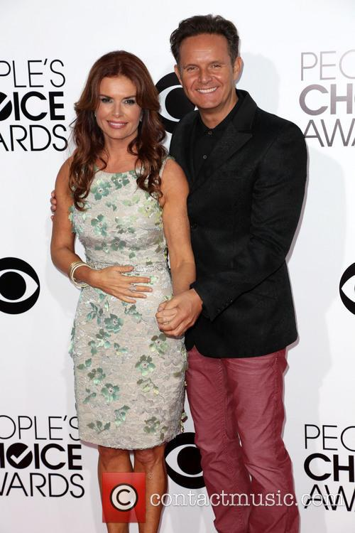 Roma Downey and Mark Burnett 2