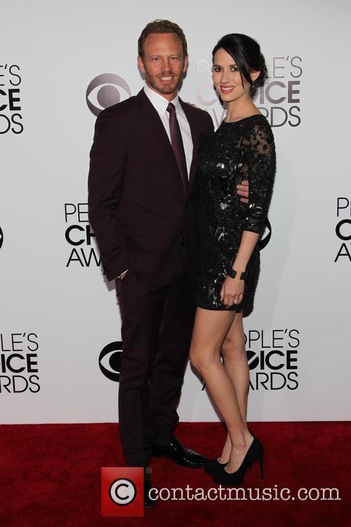 Ian Ziering and Erin Kristine Ludwig 1