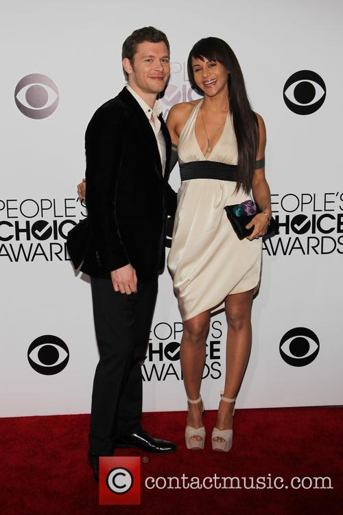 Joseph Morgan and Persia White 10