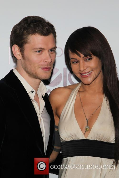 Joseph Morgan and Persia White 11