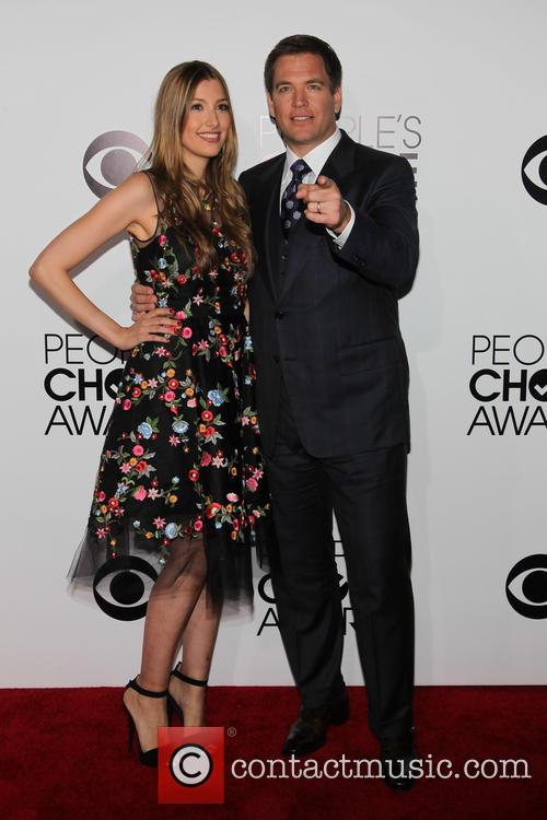 Michael Weatherly and Bojana Jankovic 2