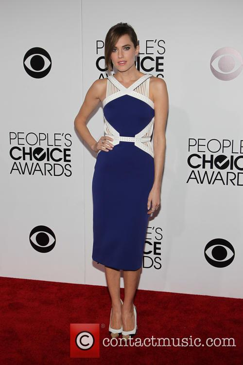 Allison Williams, Nokia LA Live, Peoples Choice Awards, LA Live